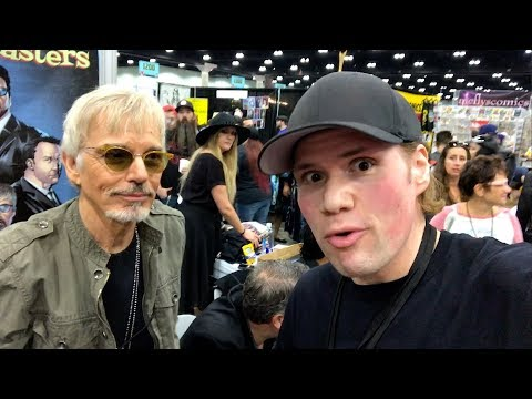Fun At Stan Lee's LA Comic Con 2017