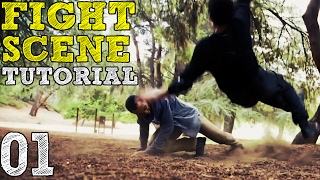 How to film a Fight Scene (Taught by Stuntmen) Part 01: Stacking