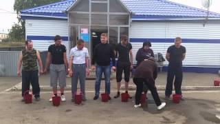 "Ice backed challenge Тайынша ""Авто-Вояж"""