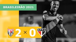 Атлетико Гояниенсе  2-0  Сан-Паулу видео