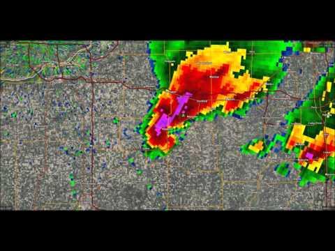 Galva, IL F3 tornado - April 19, 1996
