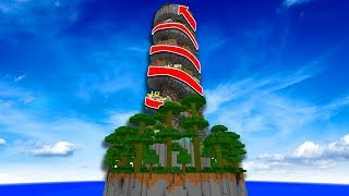Minecraft: Even More Insane Parkour Spiral