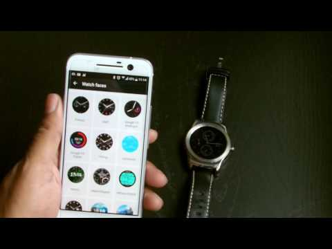 Android Wear: How To Install Watch Faces