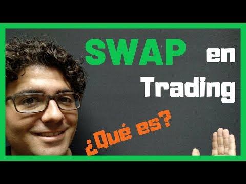 SWAP en Trading ¿Qué es? #Tutrader