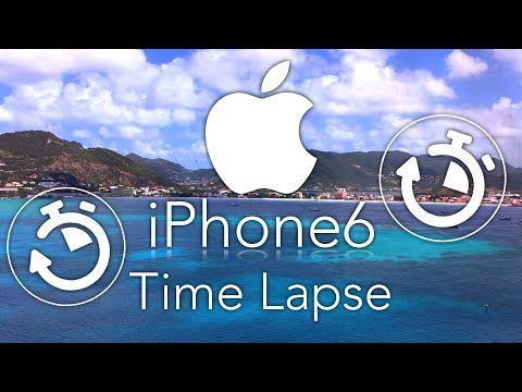 Travel Time-Lapse Apple iPhone6 Cool Compilation Footage Beautiful Scenery