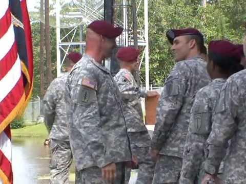 Ranger Receives Fourth Bronze Star