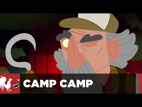 Camp Camp: Episode 5 - Journey to Spooky Island | Rooster Teeth