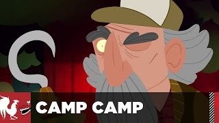 Video Camp Camp: Episode 5 - Journey to Spooky Island | Rooster Teeth download MP3, 3GP, MP4, WEBM, AVI, FLV September 2017