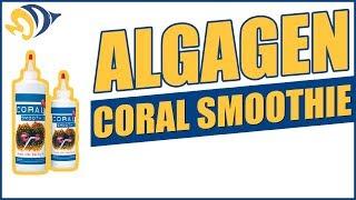 AlgaGen Coral Smoothie Product Demo
