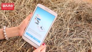 Видео-обзор планшета Samsung Galaxy Tab 3 SM-T311(Купить планшет Samsung Galaxy Tab 3 SM-T311 вы можете, оформив заказ у нас на сайте ..., 2013-08-21T15:29:02.000Z)