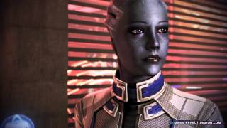 Mass Effect 3: Citadel - Liara Romance (Male) [ITA]