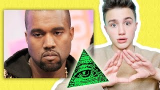 F*CKED UP KANYE WEST CONSPIRACY THEORIES