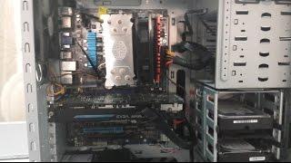 CultofMush's PC Rig! (i5 3570k, GTX 970)