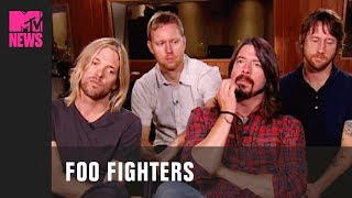 Foo Fighters on Their Favorite Album, Band Drama & Their Greatest Hits Record (2009) | #TBMTV