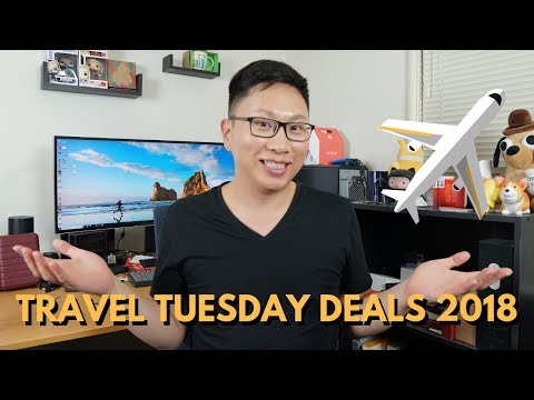 Travel Tuesday Deals 2018: Fact or Fiction?