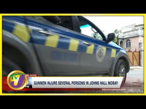 Shooting Spree in Mobay Jamaica | TVJ News - June 28 2021