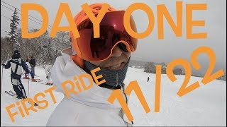 Zapętlaj Neil Vlogs 2018.11.22 Day One First ride!  Orange Man, Shark Boy, Yo Amagai, Andy, and more! | Neil Hartmann