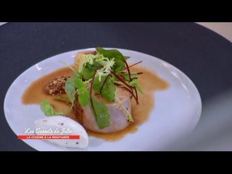 Recette r ble de lapin de thierry marx les carnets de julie la cuisine la moutarde youtube - Restaurant thierry marx cuisine moleculaire ...