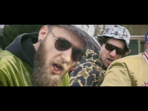 SPNNNK  - Weil ich Scheiße nicht mag (official) feat. Dr. Deux