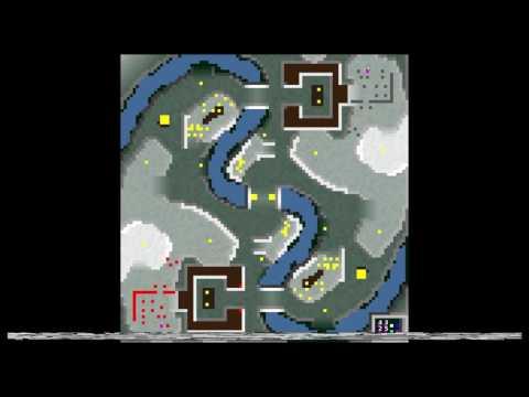 warzone 2100 wz-con tournament low-oil Round 1 senya vs supreme