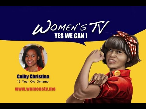 Women's TV - Colby Christina: 13 Year Old Dynamo