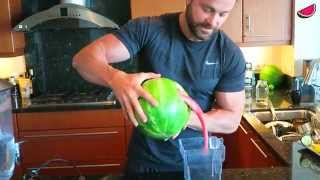 How To Make Watermelon Juice in 60 Seconds