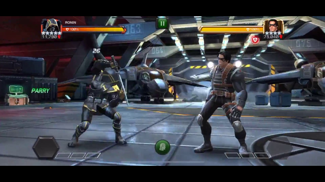 Ronin Rank 5/65 ROL Full Clear Marvel Contest of Champions