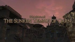 FFXIV ARR: Sunken Temple of Qarn Guide & Walkthrough