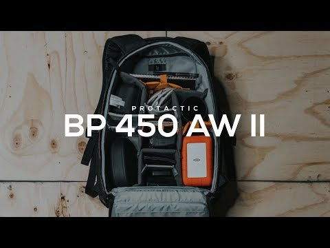 LOWEPRO PROTACTIC 450 AW II/REVIEW