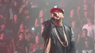 Jay-Z Kanye West 99 Problem Live Montreal 2011 HD 1080P