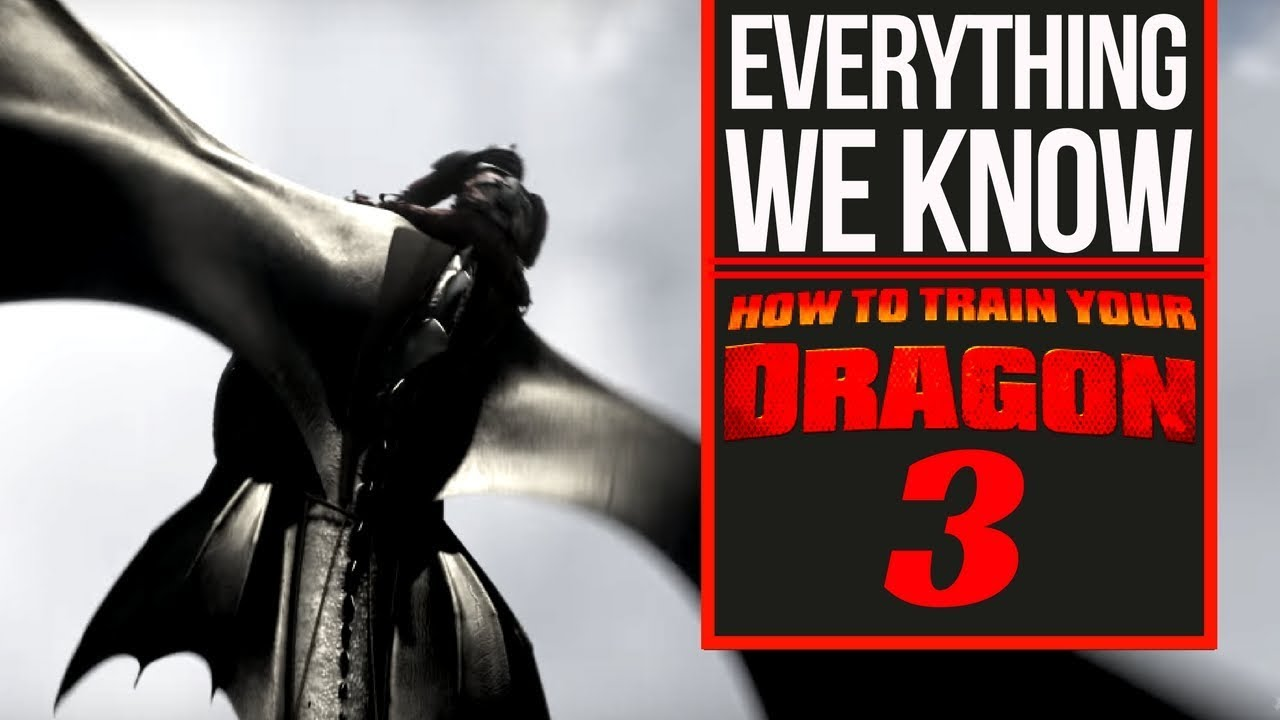 Dragons 3 everything we know youtube dragons 3 everything we know ccuart Gallery