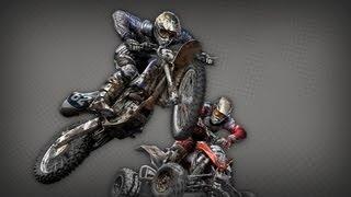 MX vs ATV Reflex A good video of Freestyle Motocross In MX vs ATV game