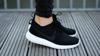 "Nike Roshe Two Flyknit ""Black"" 