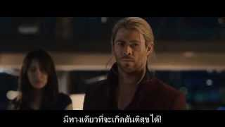 AVENGERS 2  AGE OF ULTRON   Official Extended Trailer #2 2015 HDThai Sub Arc