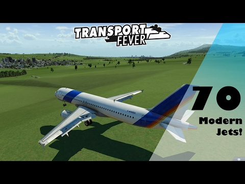 Transport Fever: Modern Jets! - EU Free Play Part 70
