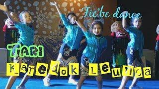 Download lagu Tari KAREDOK LEUNCA CR Koreo T Deva by Fie be dance MP3