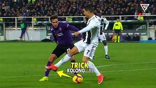 Tukang Kolong?! Inilah Trick Cristiano Ronaldo Saat Kolongi Lawanya