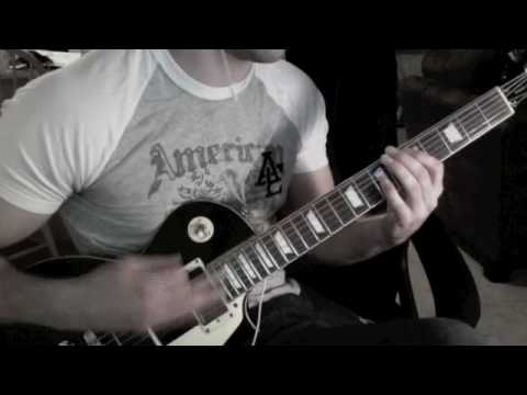Undying - Demon Hunter Guitar Cover