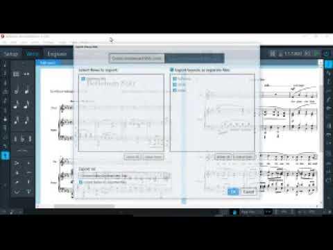 MusicXML Problem