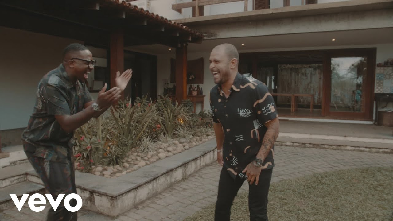 Mumuzinho lança clipe com Diogo Nogueira