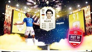 FIFA 19 - COMMENT AVOIR UNE ICONE OU DES PACKS GRATUITEMENT ! (Twitch Global Series)