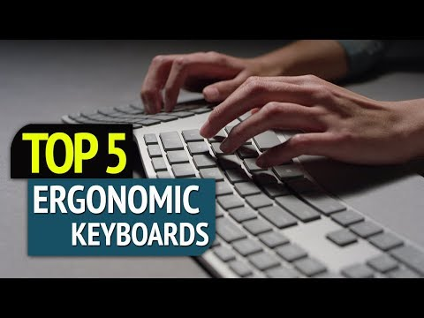 TOP 5: Best Ergonomic Keyboards