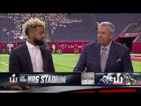 Rex takes shot at former GM for not trading up for OBJ