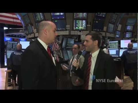 AdvisorShares rings the NYSE Opening Bell