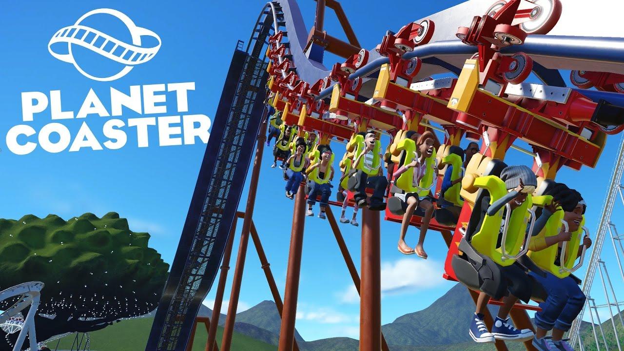 كيفية تحميل لعبة planet coaster
