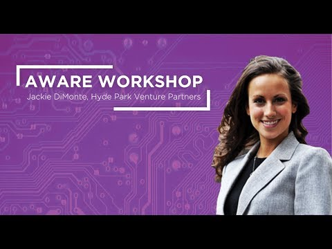 AWARE Workshop with Jackie DiMonte