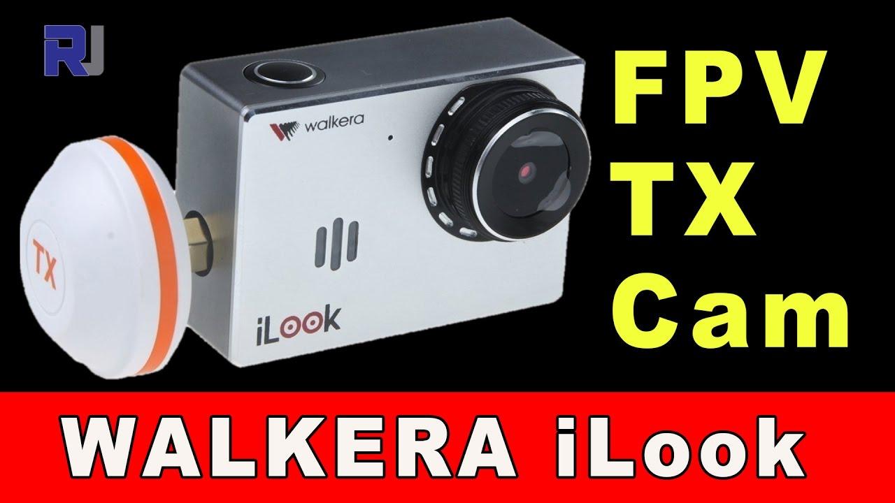 How to use Walkera iLook HD Camera FPV Transmitter Walkera Ilook Kamera Wiring Diagram on