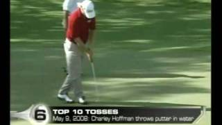 New Top 10 Tosses in Sports History by SportCenter