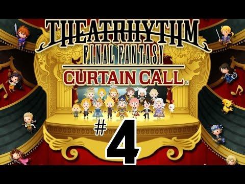 Theatrhythm Final Fantasy: Curtain Call - Part 4 - Boss battles (3DS)