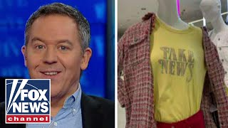 Gutfeld on Bloomingdale's pulling 'fake news' t-shirt